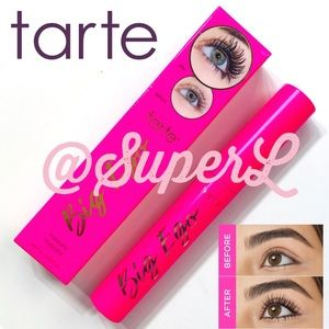 2/$30 Tarte Big Ego Volume Length Mascara Black